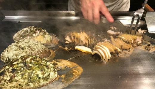 あわびのステーキは旅人の舌を天国へと導く極上の味 ~レンガ亭・熊本~