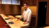 銀座「すきやばし次郎」で修業すること10年。鮨職人、岡崎亮が「鮨 あお」を東京、青山に開店