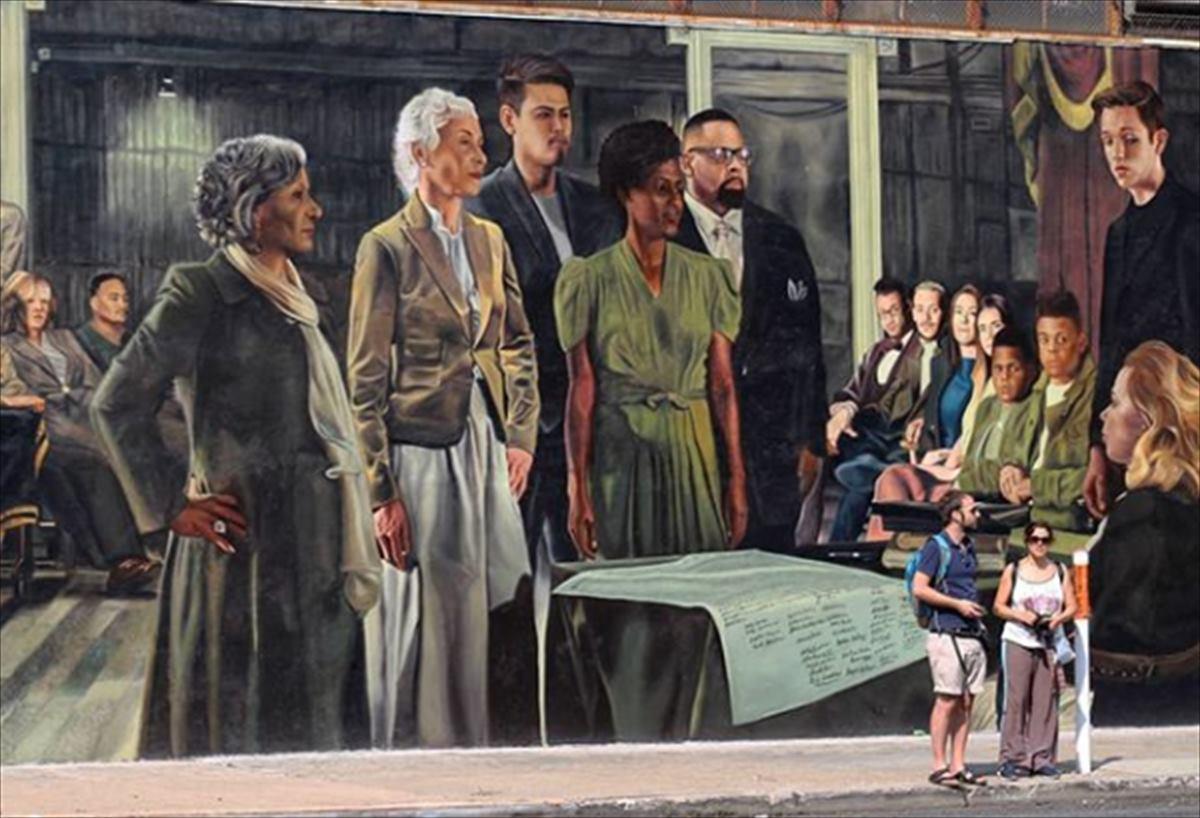 ニューヨークからの便り⑤~未だ続く「Black lives matter」の抗議活動とNYの変化~