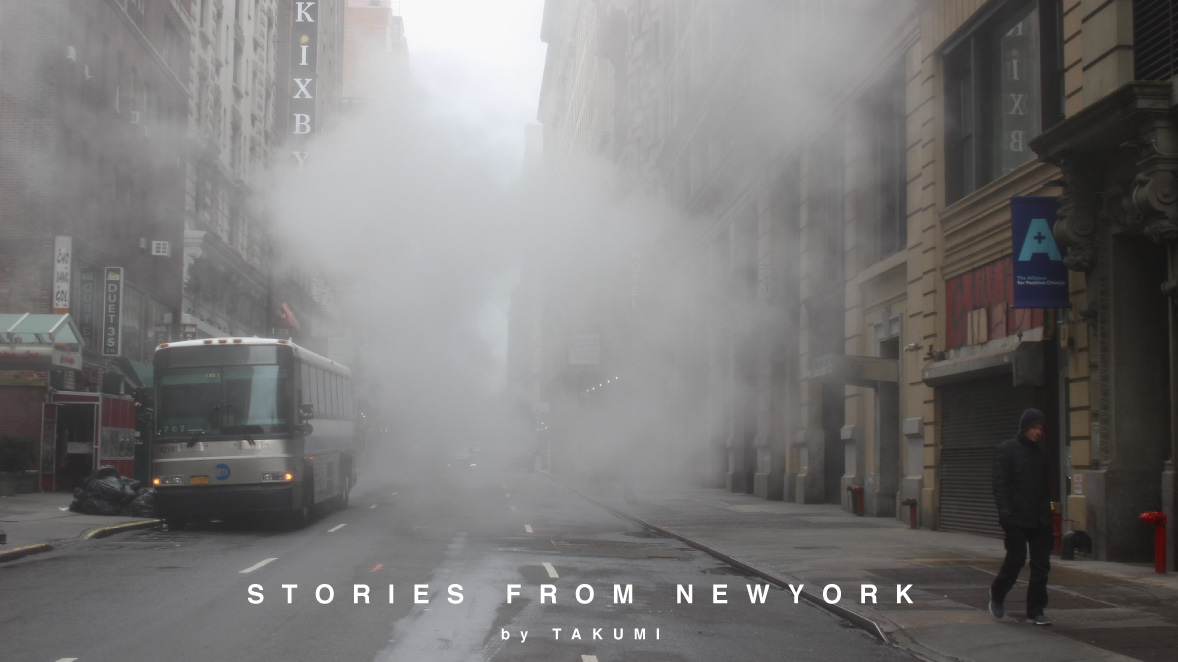 Stories from New York by Takumi